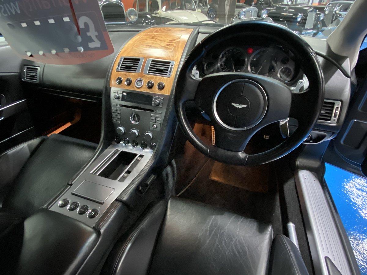 2004 Aston Martin DB9 *29000 genuine miles* For Sale (picture 5 of 6)
