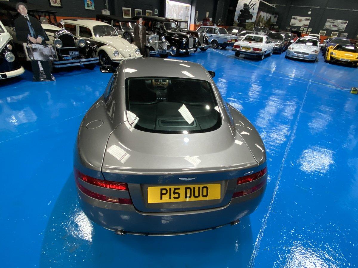 2004 Aston Martin DB9 *29000 genuine miles* For Sale (picture 6 of 6)