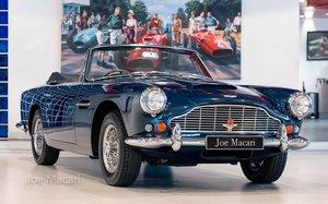 1963 Aston Martin DB4 Convertible 'Vantage' For Sale
