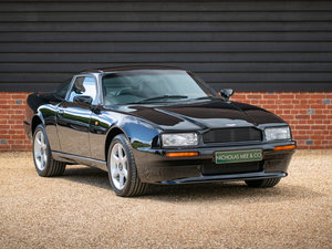 1991 Aston Martin Virage Coupe For Sale