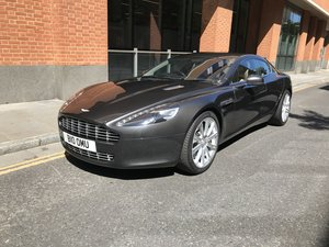 2012 ASTON MARTIN RAPIDE For Sale by Auction