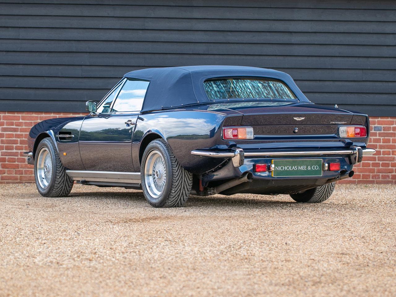 1987 Aston Martin V8 Volante EFi For Sale (picture 2 of 6)