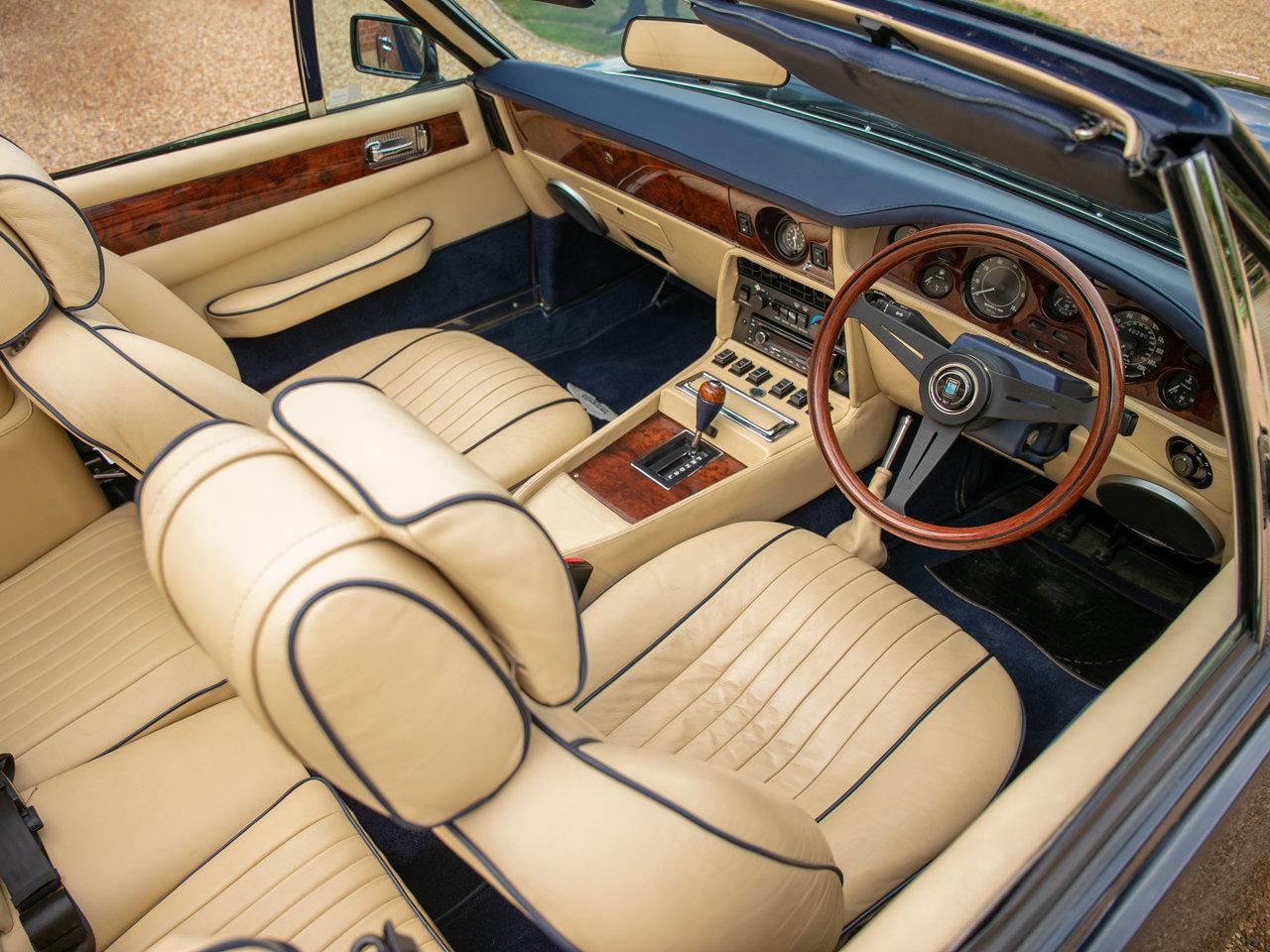 1987 Aston Martin V8 Volante EFi For Sale (picture 4 of 6)