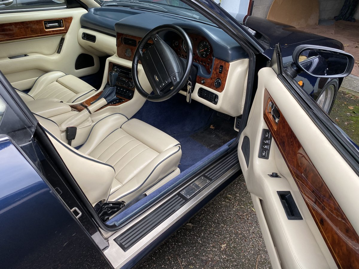 1995 ASTON MARTIN WIDE BODIED VIRAGE 5.3 V8 VOLANTE For Sale (picture 4 of 6)
