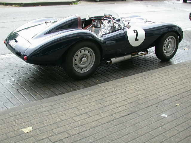 1956 Aston Martin DB 3S Specification For Sale (picture 1 of 6)