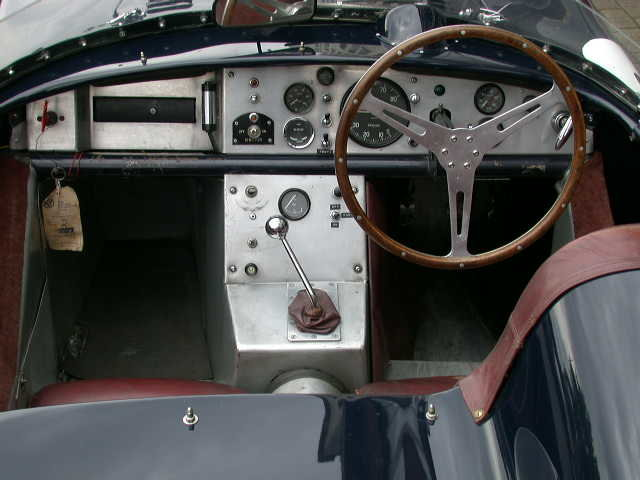 1956 Aston Martin DB 3S Specification For Sale (picture 5 of 6)