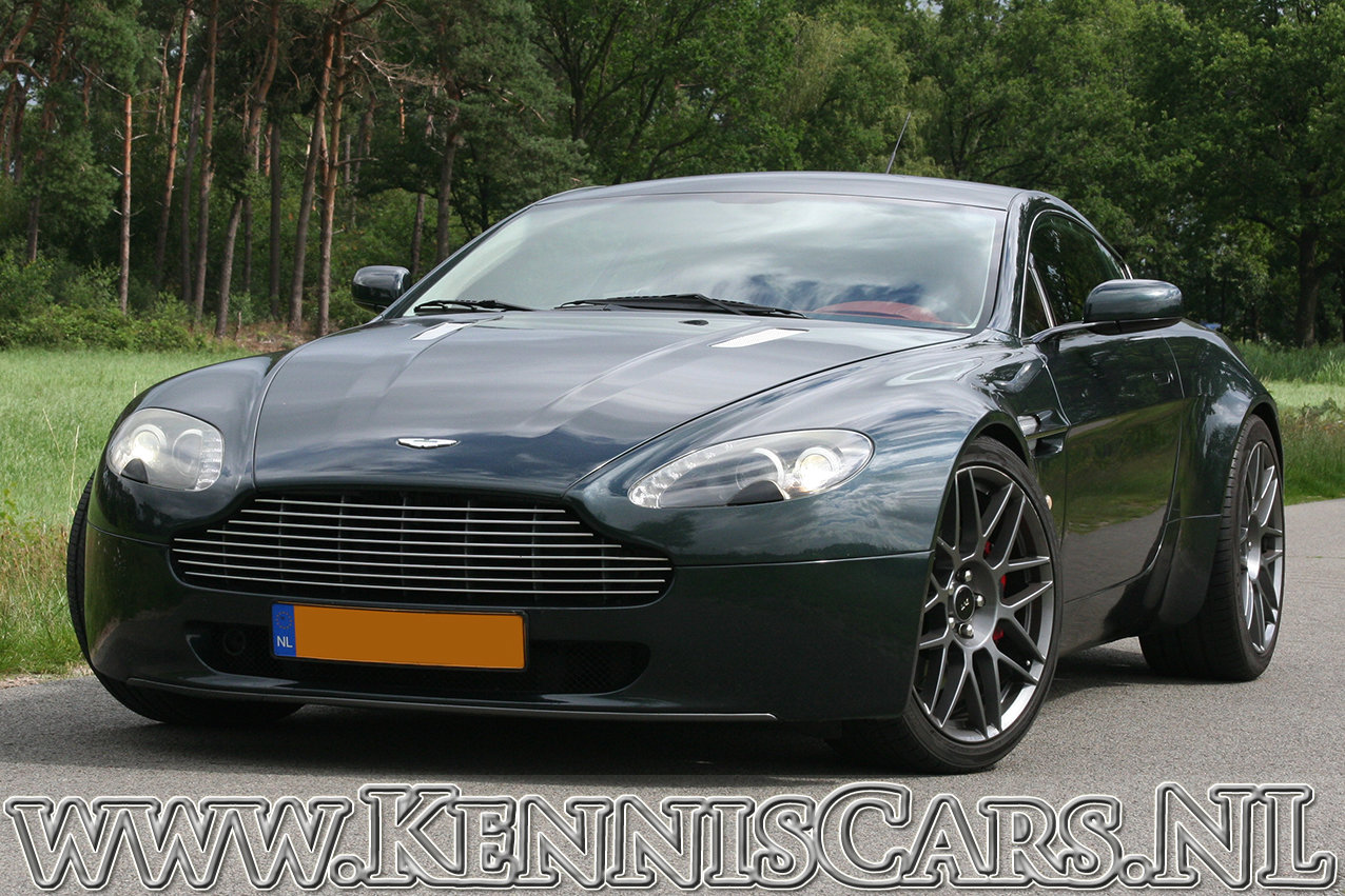 Aston-Martin 2006 Vantage Coupe  For Sale (picture 1 of 6)