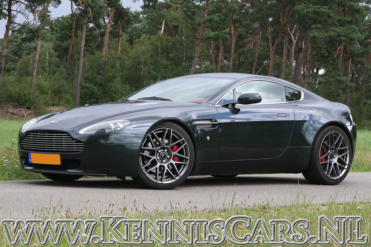 Aston-Martin 2006 Vantage Coupe  For Sale (picture 2 of 6)