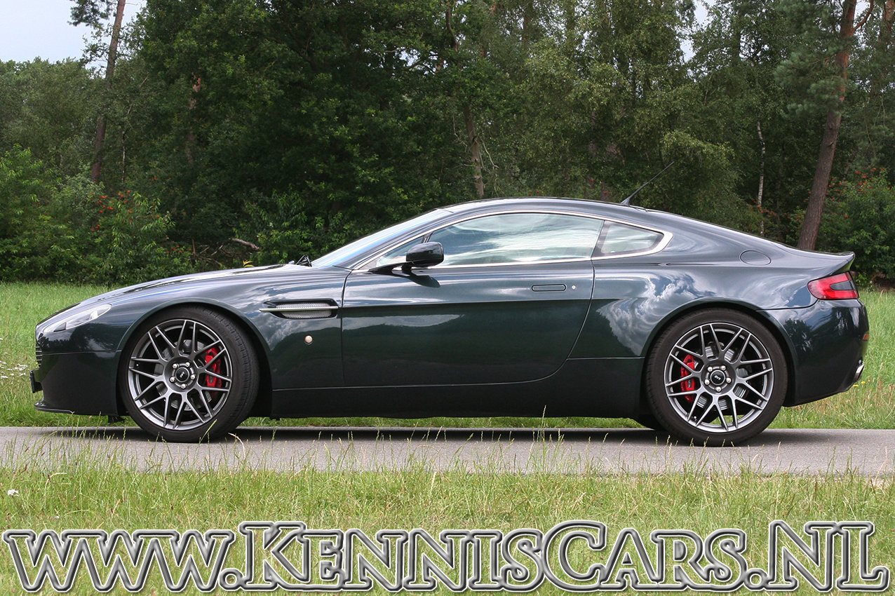Aston-Martin 2006 Vantage Coupe  For Sale (picture 3 of 6)