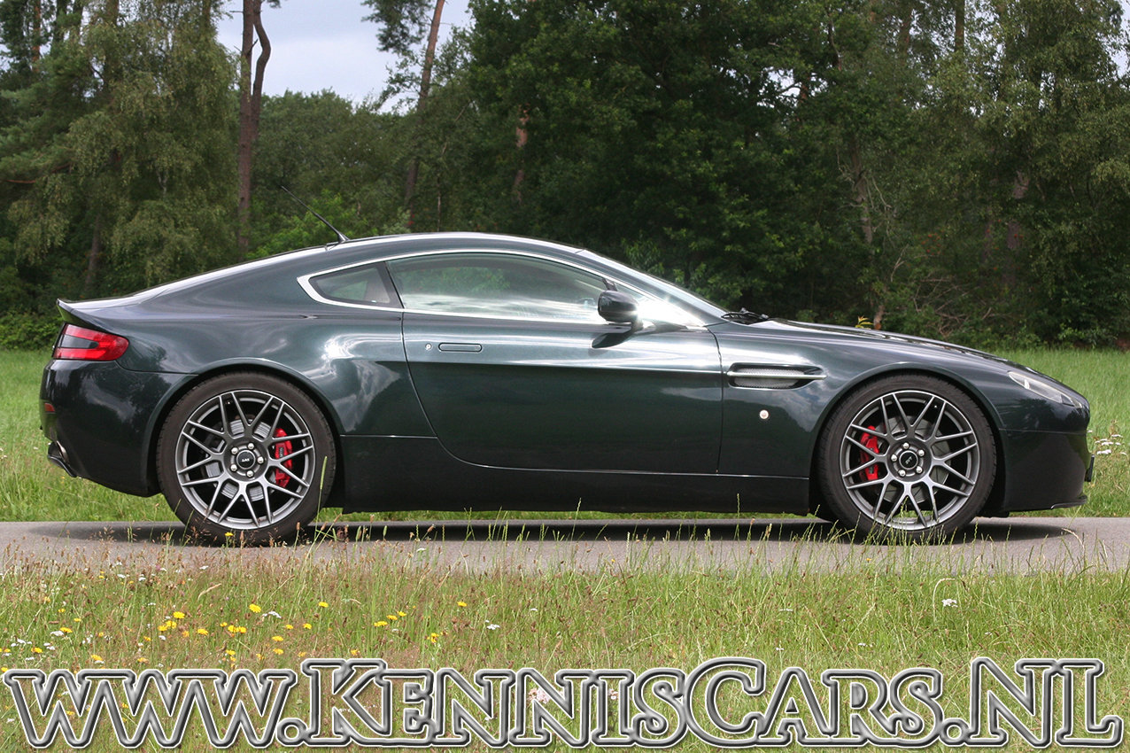 Aston-Martin 2006 Vantage Coupe  For Sale (picture 5 of 6)