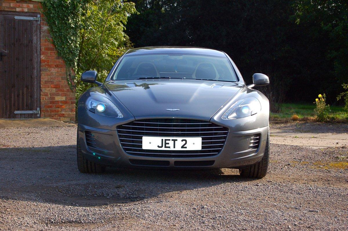 2014 Aston Martin Jet 2+2 Shootingbrake For Sale (picture 4 of 6)
