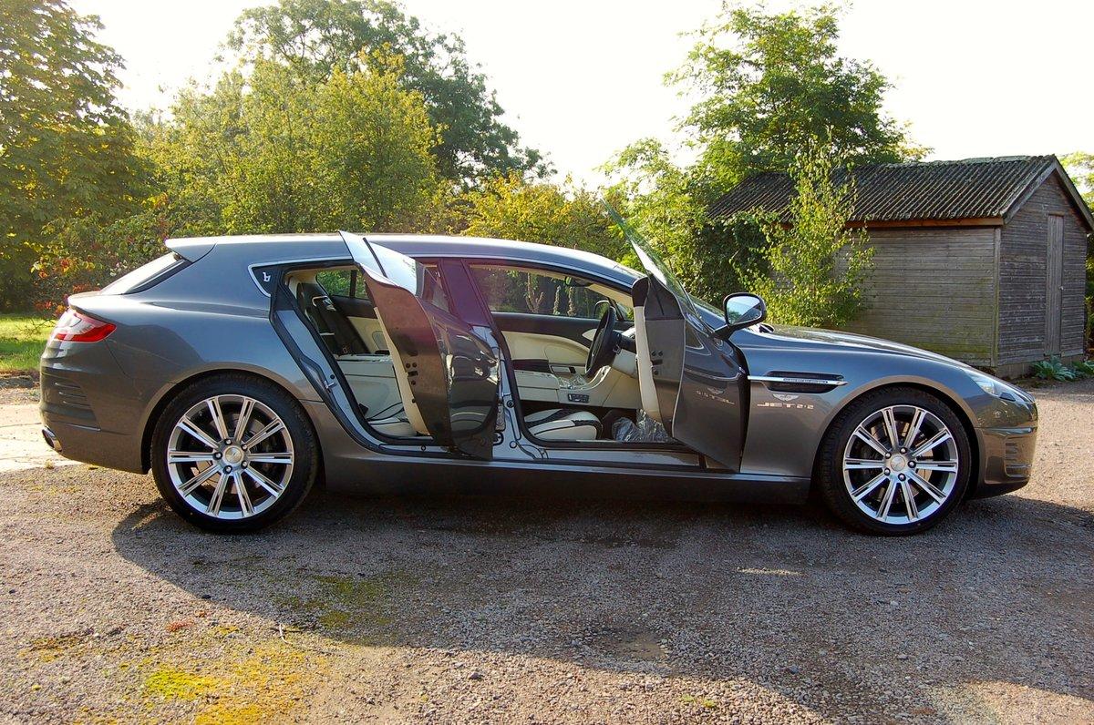 2014 Aston Martin Jet 2+2 Shootingbrake For Sale (picture 5 of 6)