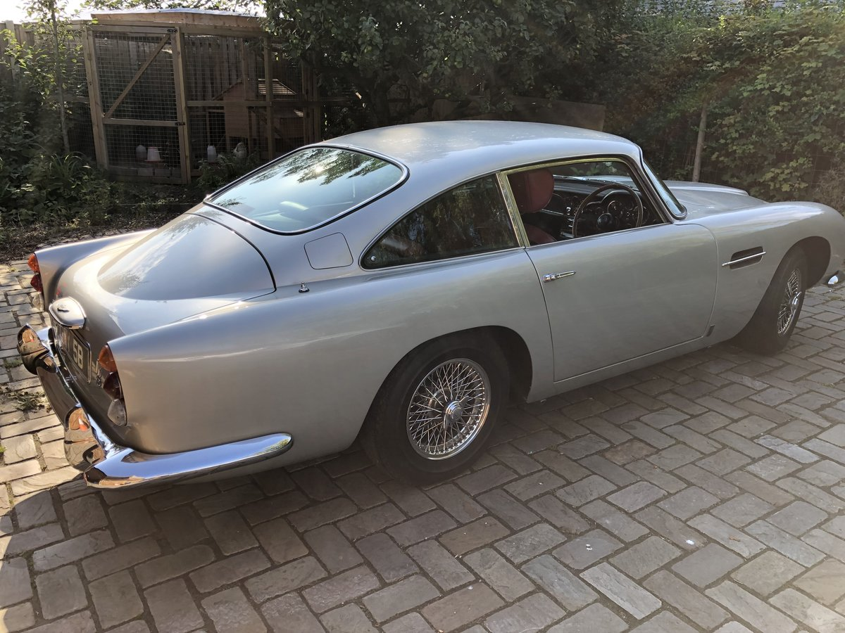 1964 Aston Martin DB5 Automatic For Sale (picture 1 of 4)