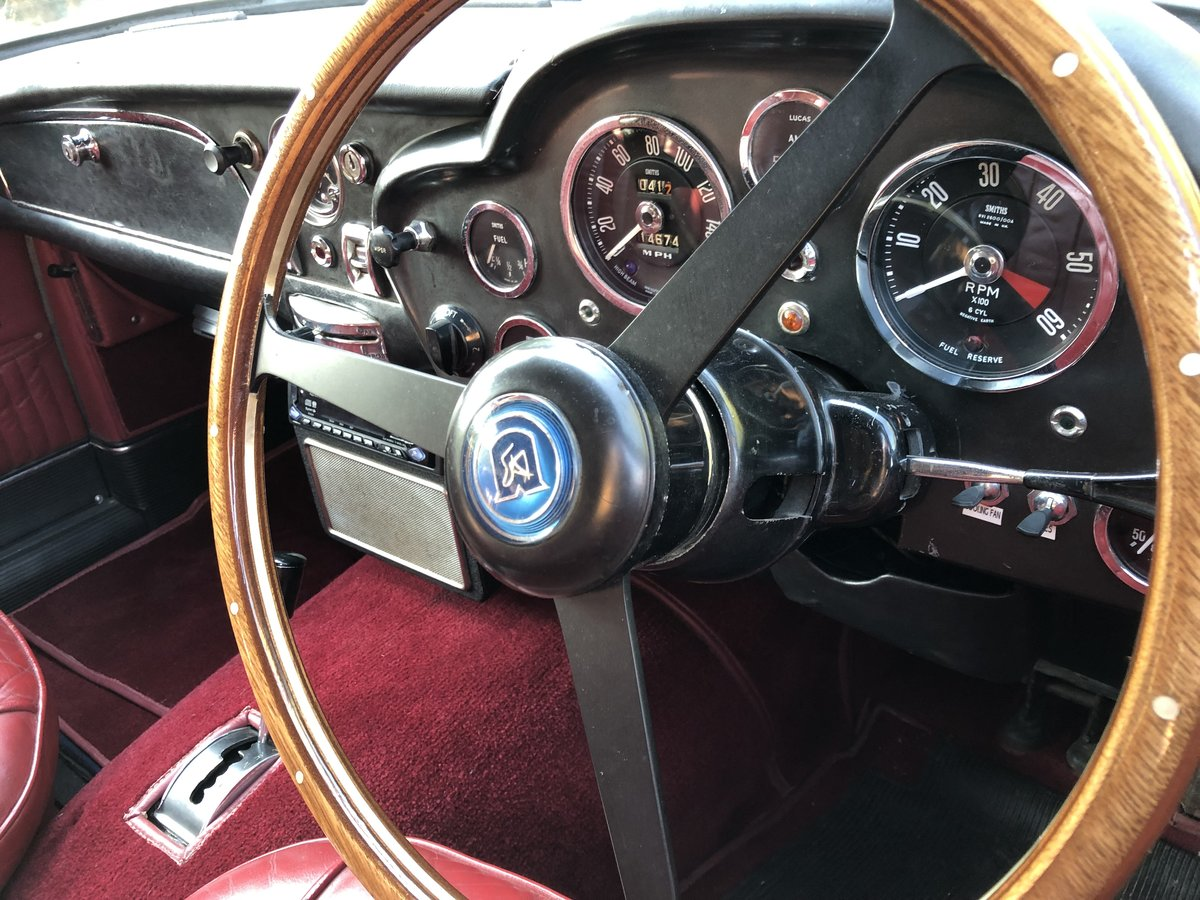 1964 Aston Martin DB5 Automatic For Sale (picture 3 of 4)