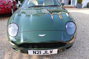 DB7, i6,  only 25000 miles from new, BRG, Auto.