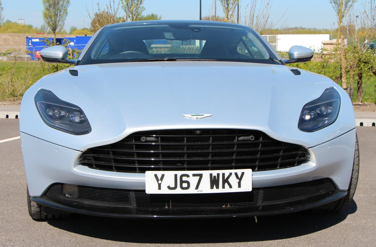 2017 ASTON MARTIN DB11 V8  For Sale by Auction (picture 1 of 6)