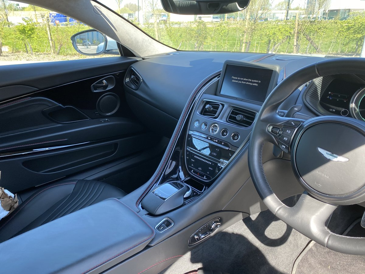 2017 ASTON MARTIN DB11 V8  For Sale by Auction (picture 6 of 6)