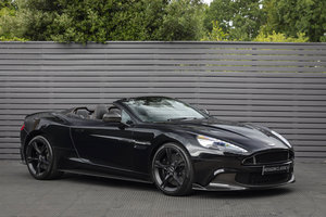 2018 ASTON MARTIN VANQUISH S VOLANTE ULTIMATE EDITION For Sale