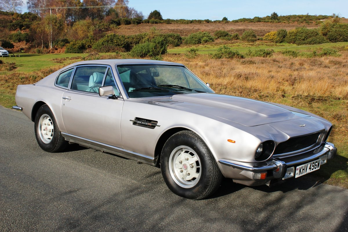 Aston Martin V8 Oscar India 1981 For Sale (picture 1 of 6)