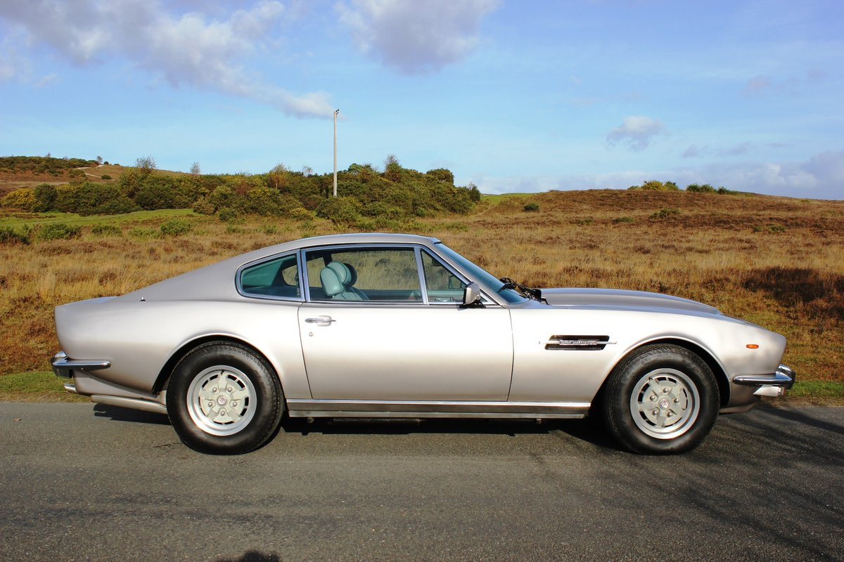 Aston Martin V8 Oscar India 1981 For Sale (picture 3 of 6)