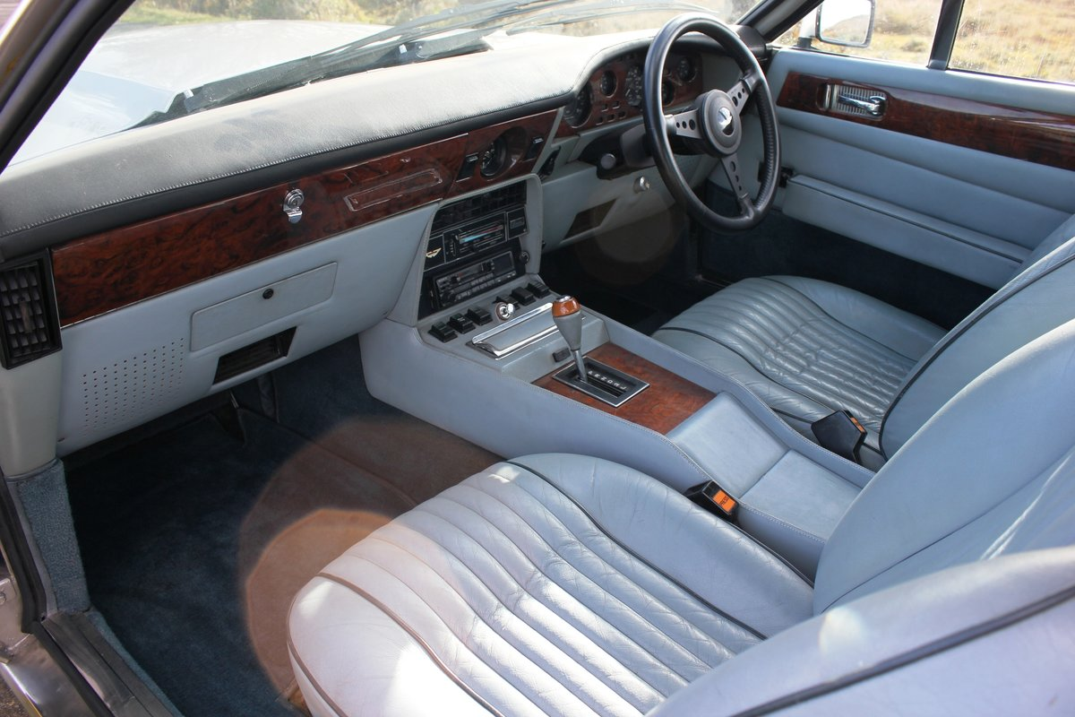 Aston Martin V8 Oscar India 1981 For Sale (picture 5 of 6)