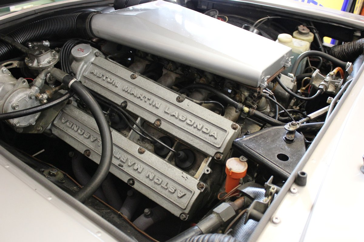 Aston Martin V8 Oscar India 1981 For Sale (picture 6 of 6)