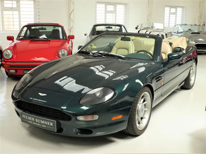 DB7 i6 Volante - Virtually As New.
