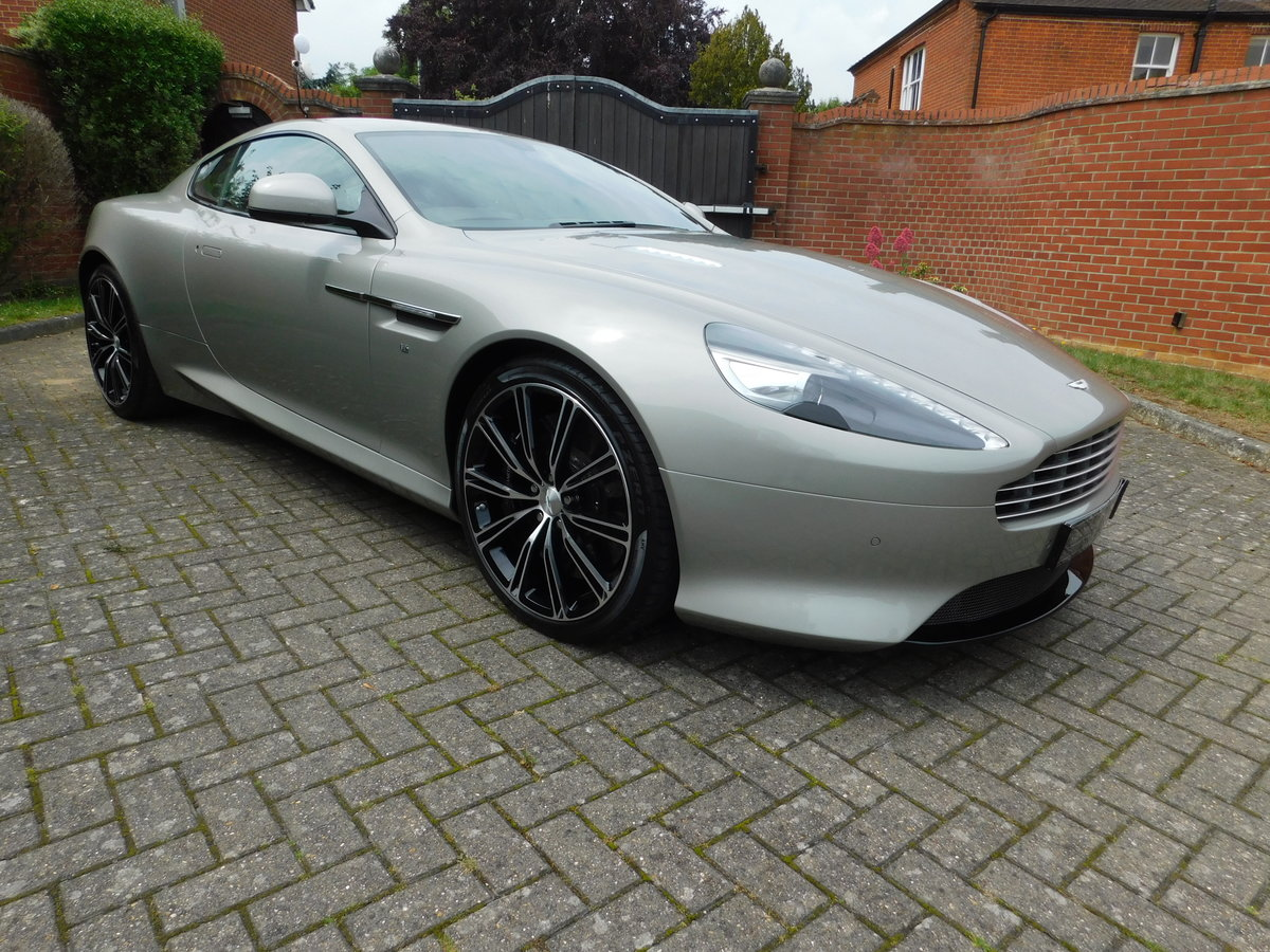 2012 Aston Martin DB9 GT Spec V12 Coupe For Sale (picture 1 of 21)