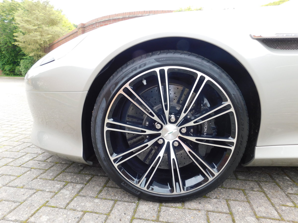 2012 Aston Martin DB9 GT Spec V12 Coupe For Sale (picture 4 of 21)