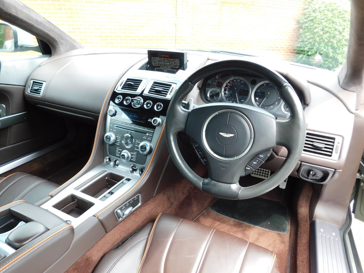 2012 Aston Martin DB9 GT Spec V12 Coupe For Sale (picture 9 of 21)