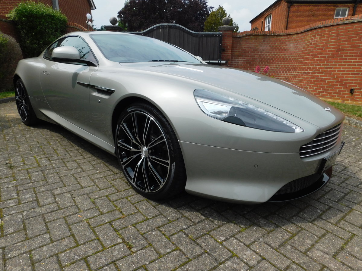2012 Aston Martin DB9 GT Spec V12 Coupe For Sale (picture 10 of 21)