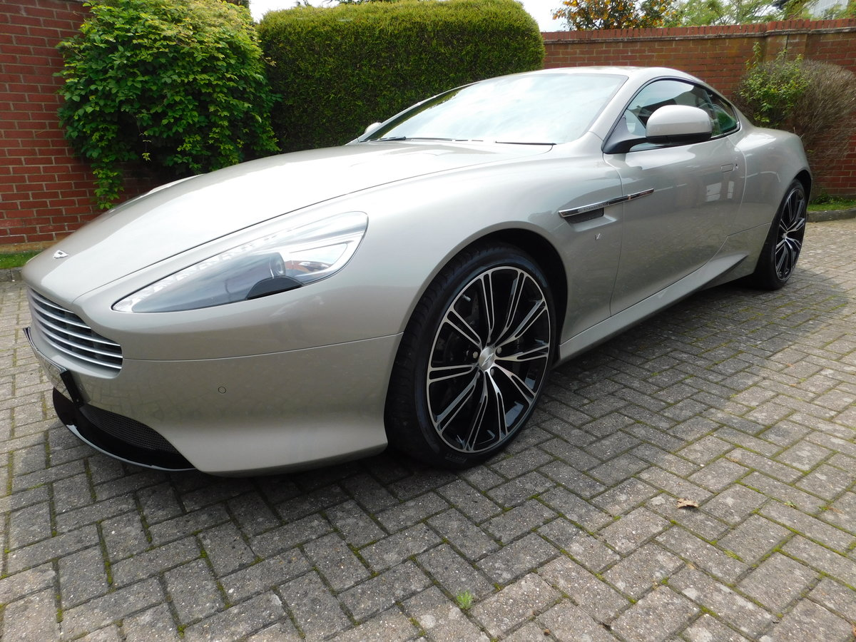2012 Aston Martin DB9 GT Spec V12 Coupe For Sale (picture 11 of 21)
