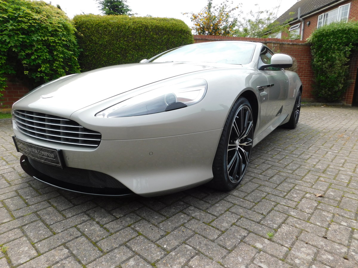 2012 Aston Martin DB9 GT Spec V12 Coupe For Sale (picture 12 of 21)