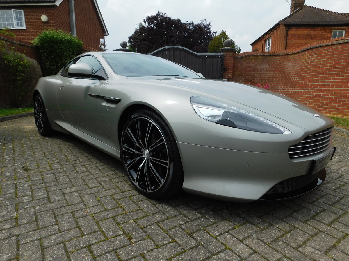 2012 Aston Martin DB9 GT Spec V12 Coupe For Sale (picture 13 of 21)