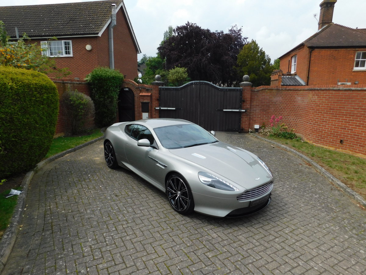 2012 Aston Martin DB9 GT Spec V12 Coupe For Sale (picture 14 of 21)
