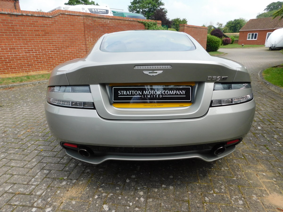 2012 Aston Martin DB9 GT Spec V12 Coupe For Sale (picture 19 of 21)