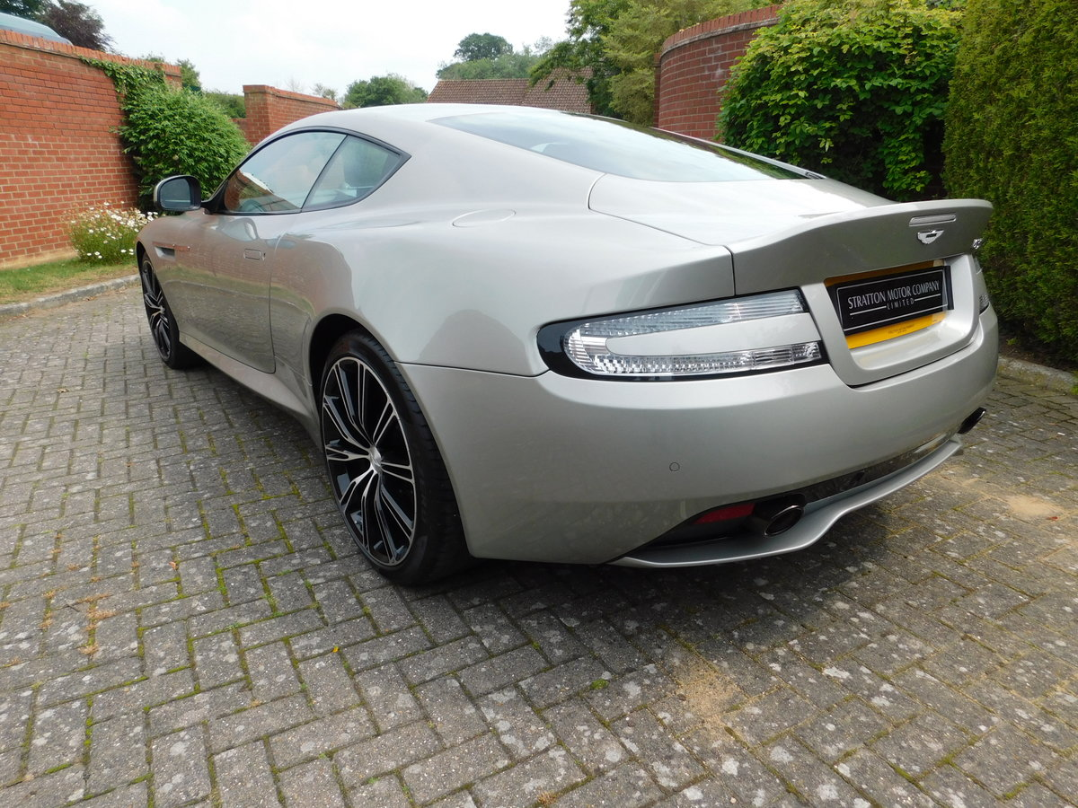 2012 Aston Martin DB9 GT Spec V12 Coupe For Sale (picture 20 of 21)