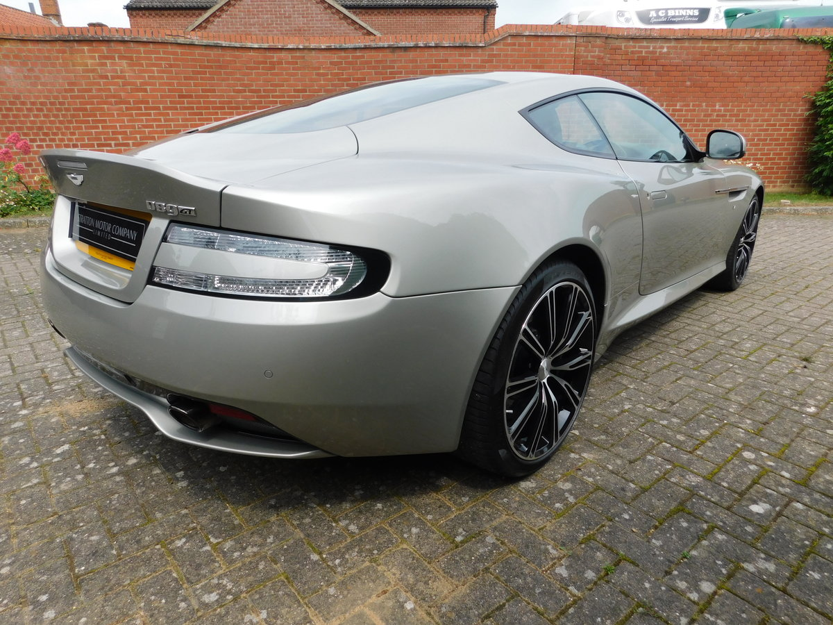 2012 Aston Martin DB9 GT Spec V12 Coupe For Sale (picture 21 of 21)