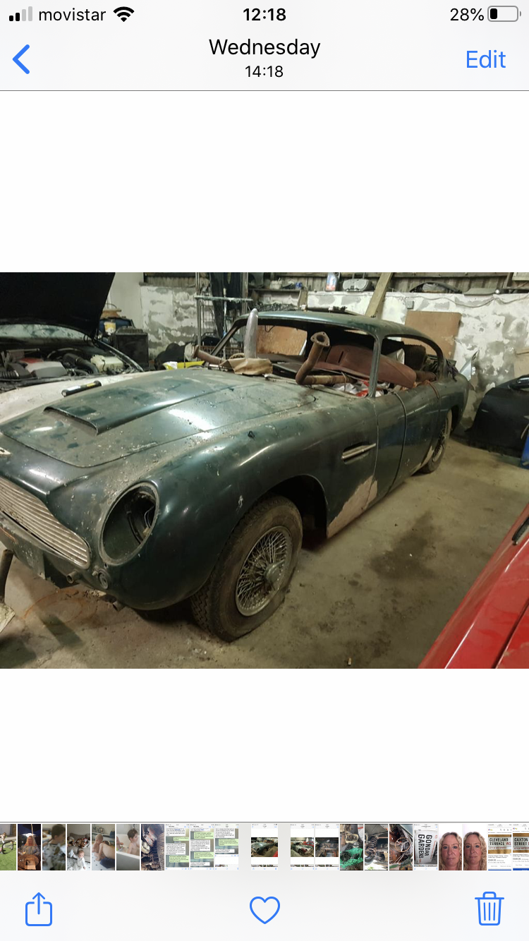 1965 Aston Martin DB6 For Sale (picture 1 of 6)