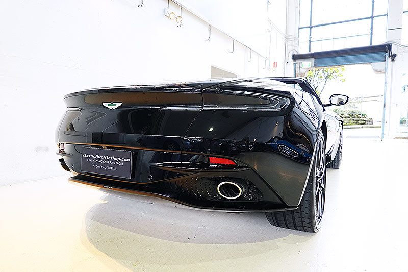 2018 Great specification, stunning DB11 Volant, 4,200 kms only SOLD (picture 2 of 6)