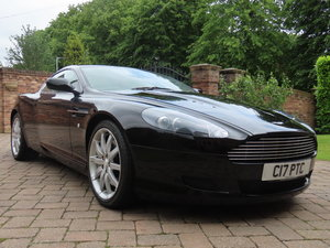 2006 Aston Marin DB9  - JP McManus Pro/Am Tournament