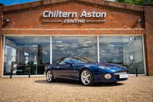 2003 Aston Martin DB7 Coupe GT