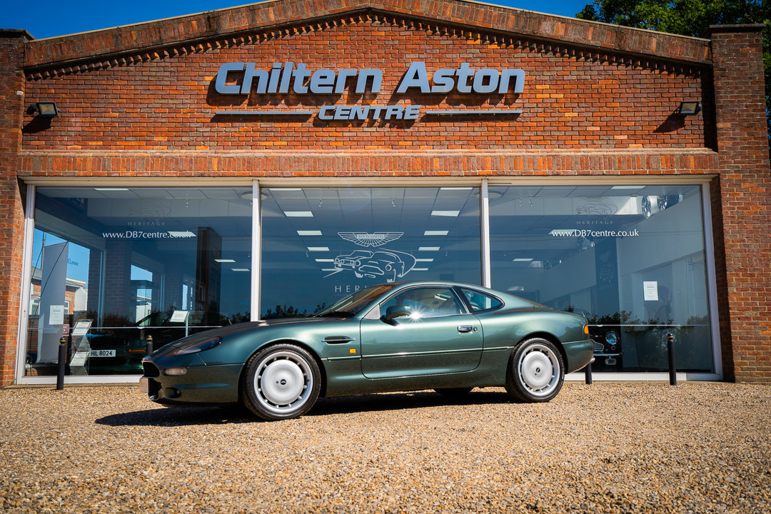 1995 Aston Martin DB7 Coupe (Automatic) For Sale (picture 1 of 6)