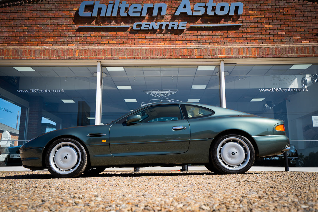 1995 Aston Martin DB7 Coupe (Automatic) For Sale (picture 2 of 6)
