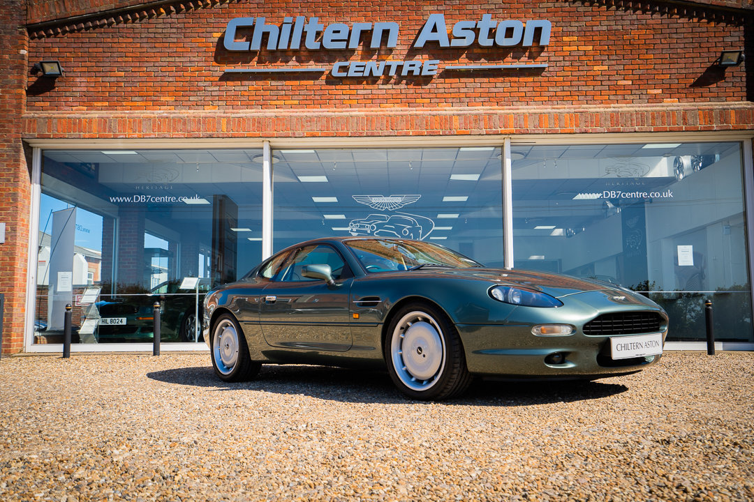1995 Aston Martin DB7 Coupe (Automatic) For Sale (picture 3 of 6)