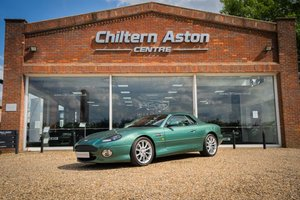 Aston Martin DB7 Vantage Volante (Touch Tronic)