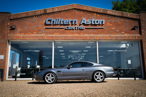 1998 Aston Martin DB7 Coupe Driving Dynamics (Automatic) For Sale