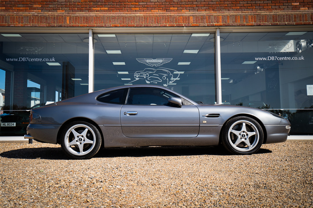 1998 Aston Martin DB7 Coupe Driving Dynamics (Automatic) For Sale (picture 3 of 6)