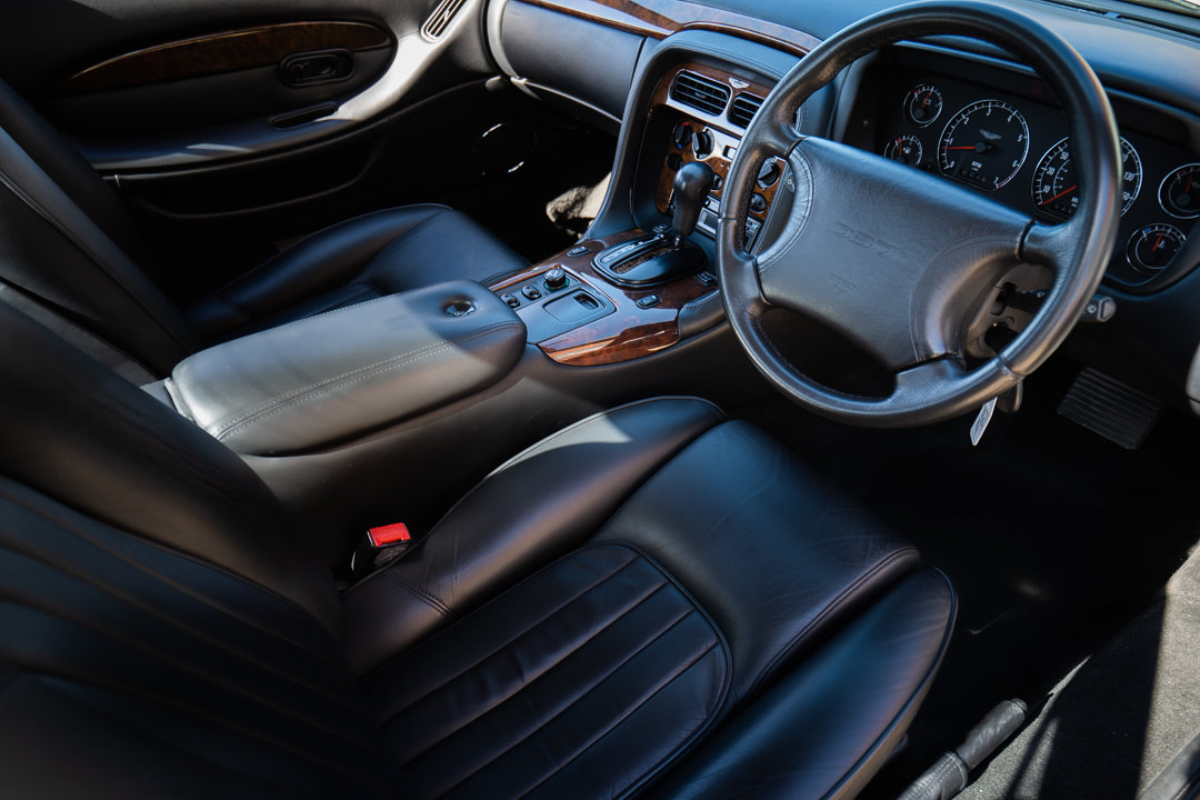 1998 Aston Martin DB7 Coupe Driving Dynamics (Automatic) For Sale (picture 5 of 6)