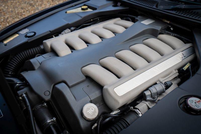 2000 Aston Martin DB7 Vantage Volante (Automatic) For Sale (picture 4 of 6)